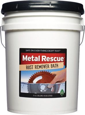 Workshop Hero Metal Rescue Rust Remover Bath 1qt Wh290497