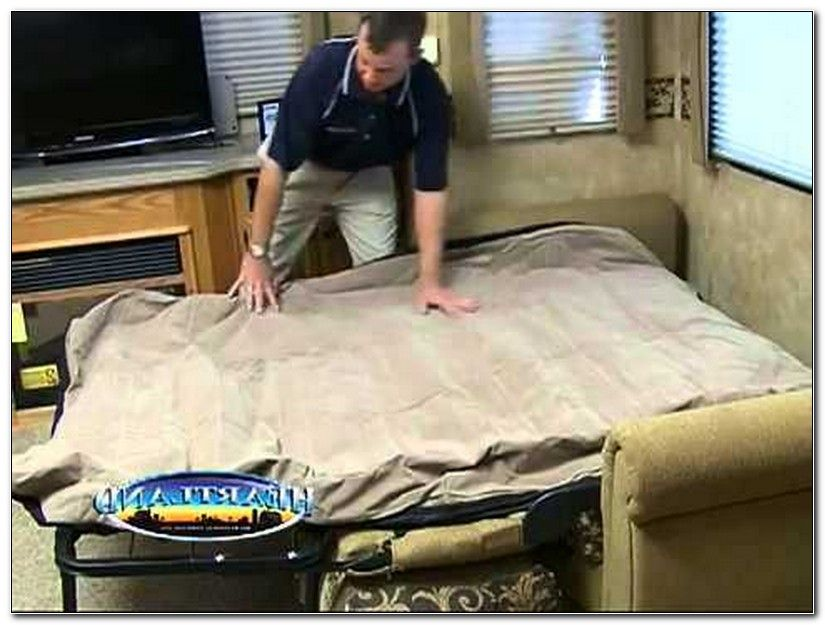 Rv Air Mattress Hide A Bed Sofa