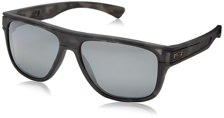 b7e0d99627 Oakley Men s Toxic Blast Breadbox OO9199-28 Polarized Iridium Rectangular  Sunglasses