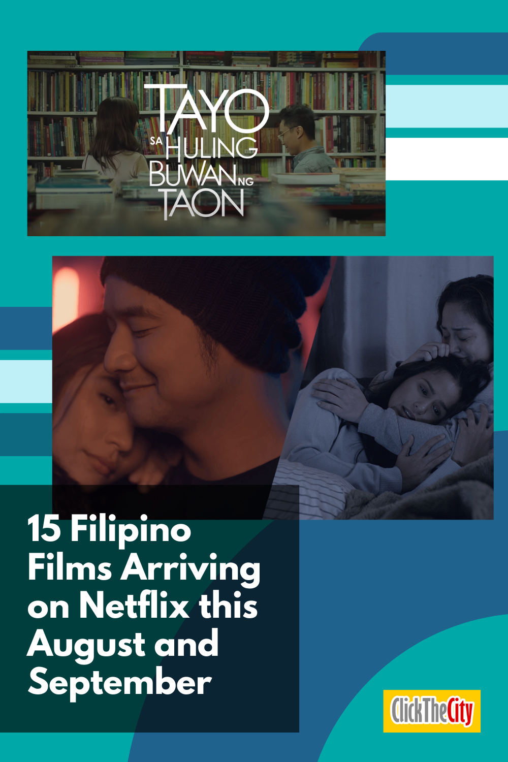 Here Are 15 Filipino Films Arriving On Netflix This August And September Netflix Film Filipino