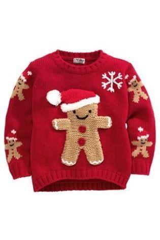 c8d10da96b08 Baby gingerbread Christman jumper ⋆ Baby   Bump ⋆ Christmas ...