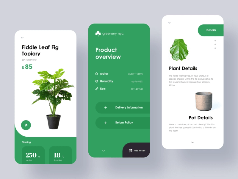 (App Inspiration) 50 AWESOME Examples of Minimal Mobile UI design