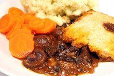 suet-pastry | slimming world | Welsh recipes, Pie, Steak