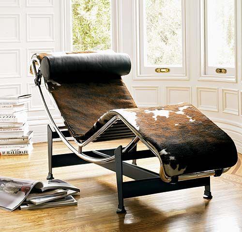 Design Icons Le Corbusier Vkvvisuals Com Blog Corbusier Furniture Lounge Chair Design Lc4 Chaise Lounge