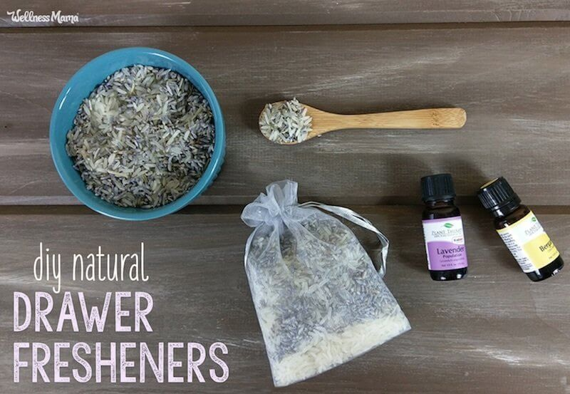 Make Your Own Natural Drawer Fresheners Wellness Mama Drawer Sachets Scented Sachets Wellness Mama