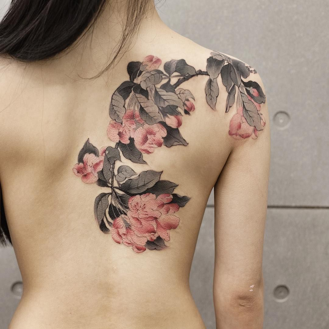Cherry Blossom Tattoo Meaning 55 Cherry Blossom Tree