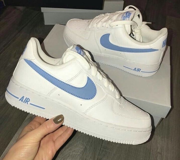Nike Air Force custom design
