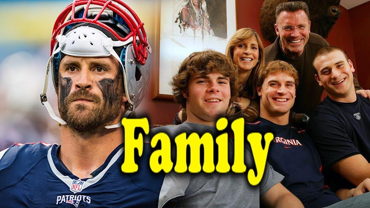Chris Long Family Photos With Father Mother Brother Son And Wife 2017 Chris Long Wife Chris Long Famous Sports