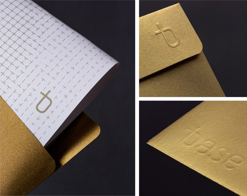 Base Visual Identity by Robinsson Cravents