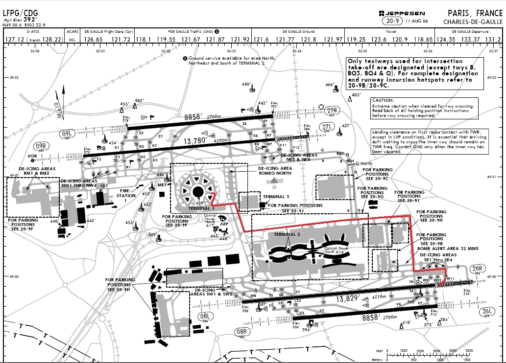 Cdg Runway Diagram Runway Pinterest International Airport