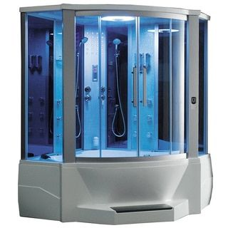 701 Steam Shower With Whirlpool Tub Whirlpool Bathtub Tub