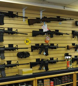 Guns Sales Soar In Us As Nation Weighs Tougher Limits  Guns And Ps