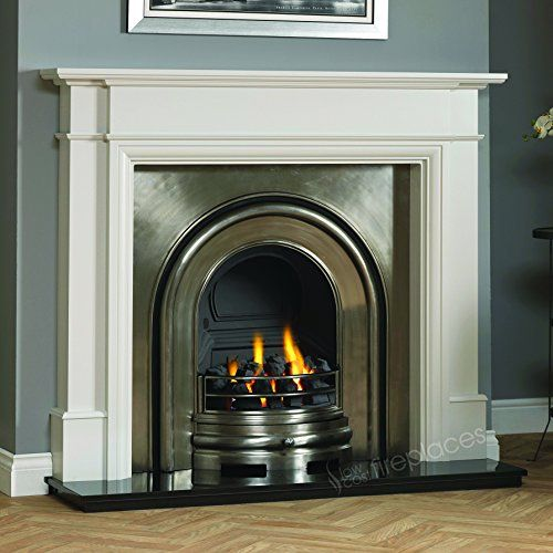 Fire Large Fireplace Surround Traditional SuiteGrey Gas JFcTlK1