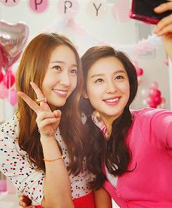 Krystal Jung f(x) Kim Ji Won Best Friends | k celebrities