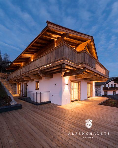 Luxus Chalet Kirchberg Hüttenurlaub in Kitzbüheler Alpen mieten
