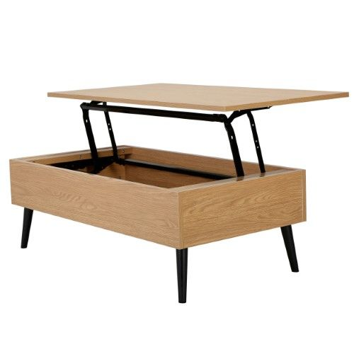 darcel computer coffee table multiple colors brown products in rh pinterest com