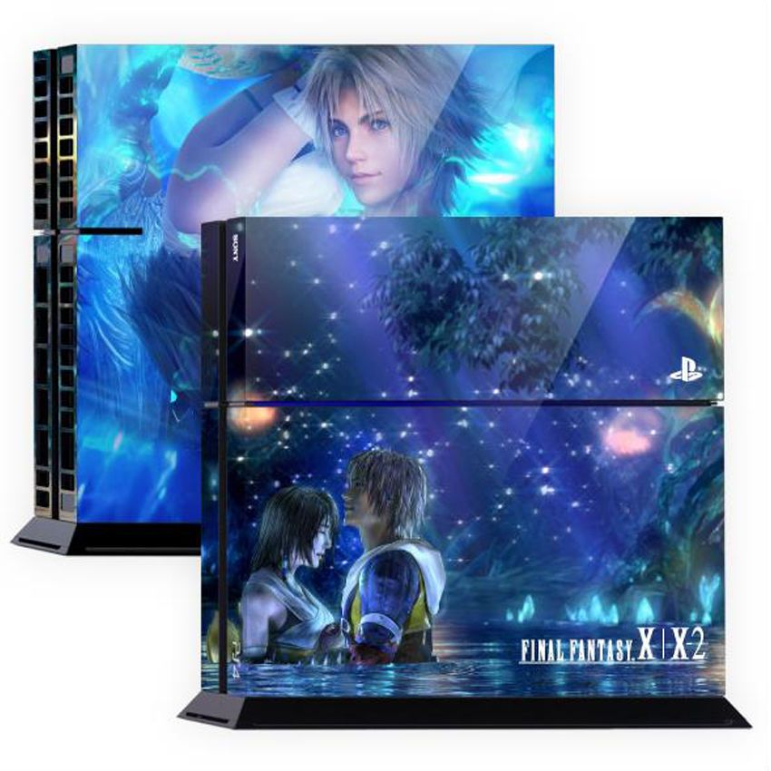 Video Games & Consoles Skin Sticker Cover For Ps4 Skin Tuning Mapping Elaborated Pop Skin Ffx #01