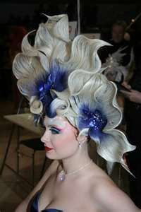 fantasy hair - Google Search