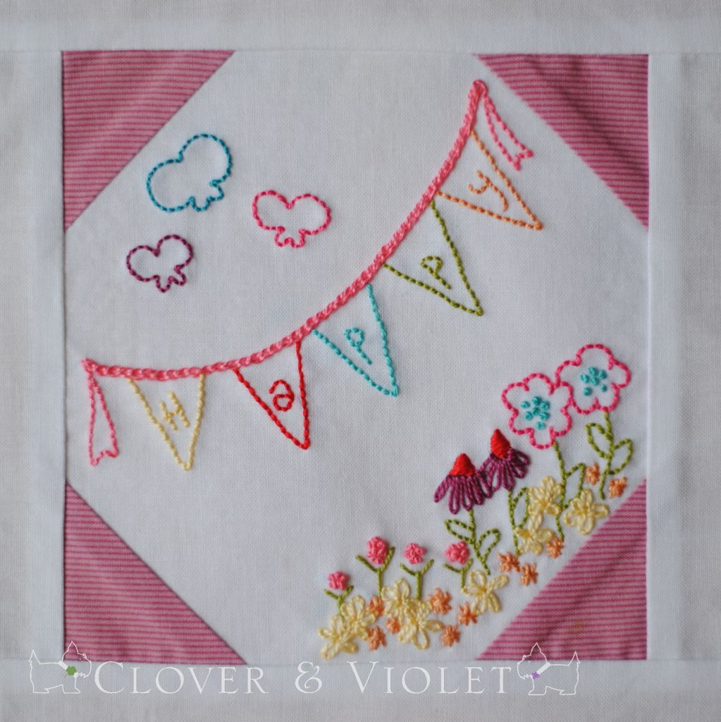 more blocks and tutorials. Embroidery Ideas.