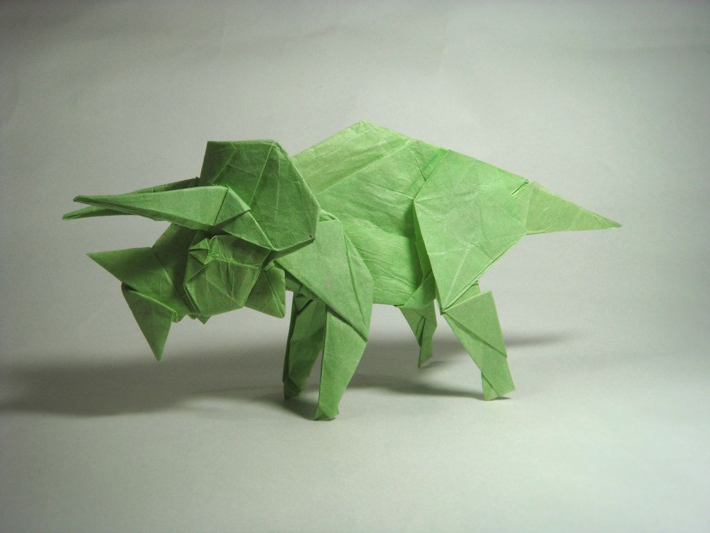 Photo of Triceratops by Kaede Nakamura by Mir Numan
