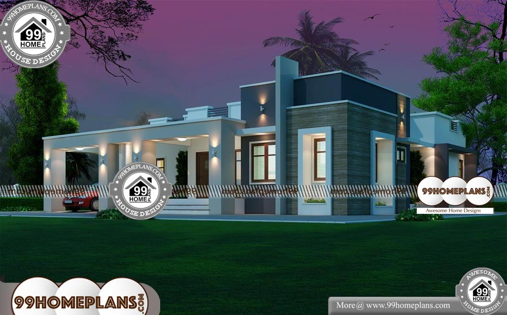 Single Story House Elevation 90 Small Ultra Modern House Plans Elevation House Modern Plans Single House Elevation Modern House Plans Story House