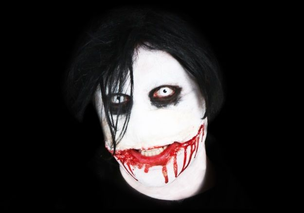diy creepypasta jeff the killer costume halloween