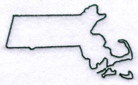 Massachusetts Outline | Tattoo Ideas | Massachusetts tattoo, State ...