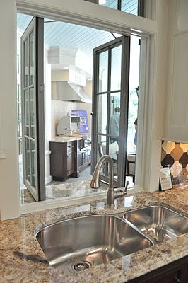 Not So Newlywed Mcgees Parade Of Homes Kitchen Sink Window Home Kitchen Window