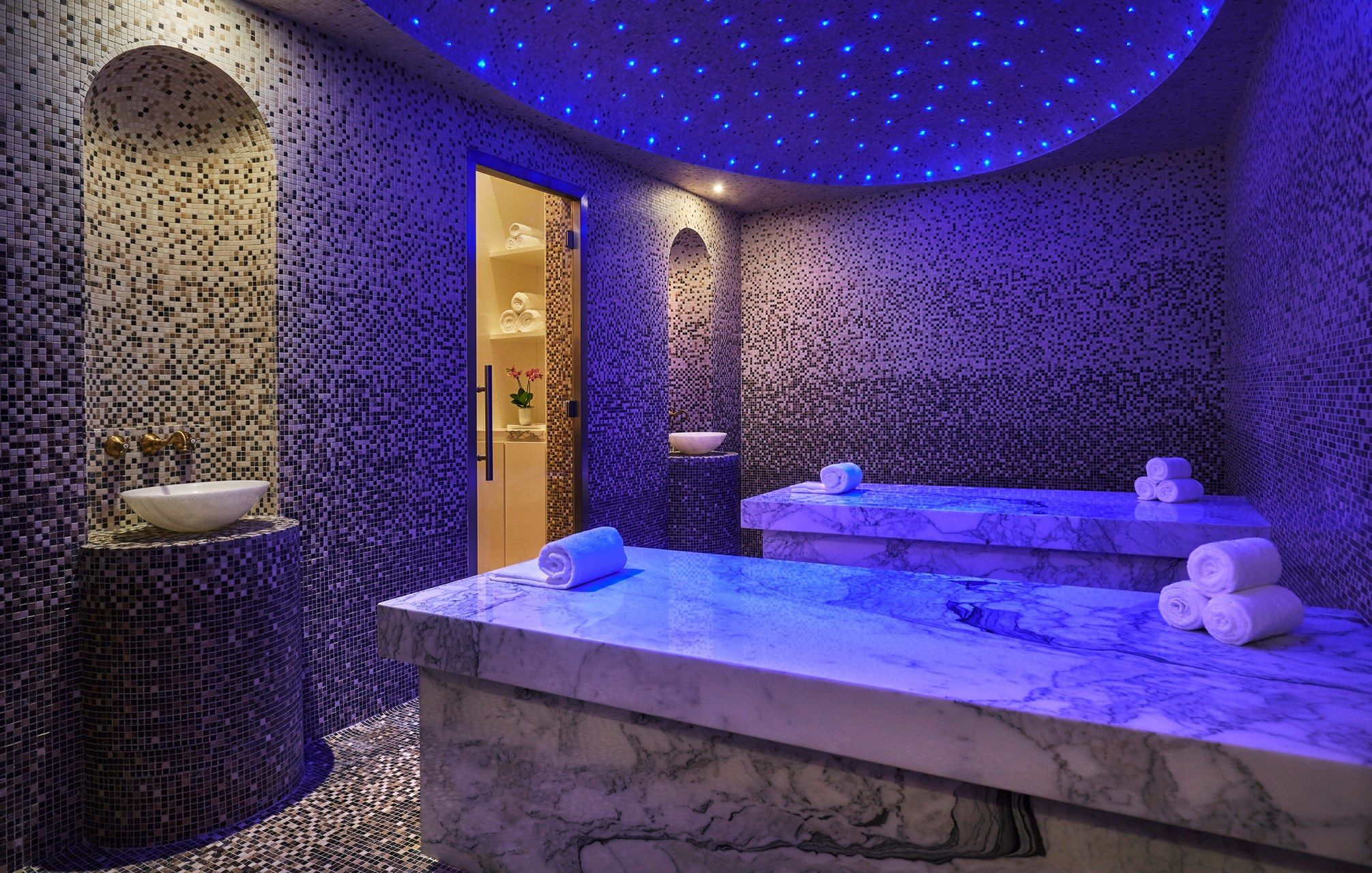10 New High Design Spas For The Ultimate Indulgence Diseno De Spa Arquitectura Disenos De Unas
