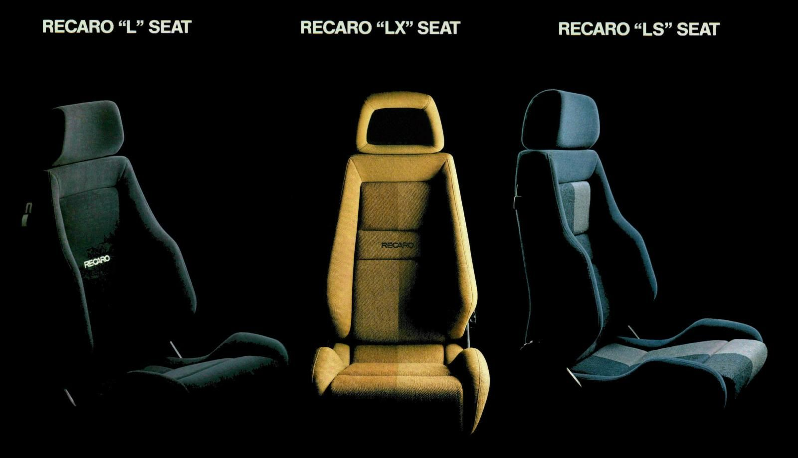 recaro  lx ls  nice  put  ass  cars volkswagen bmw interior