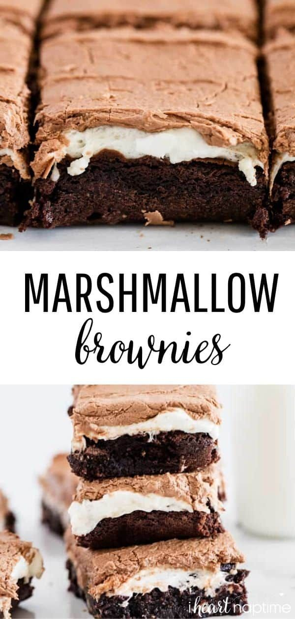 Marshmallow Brownie