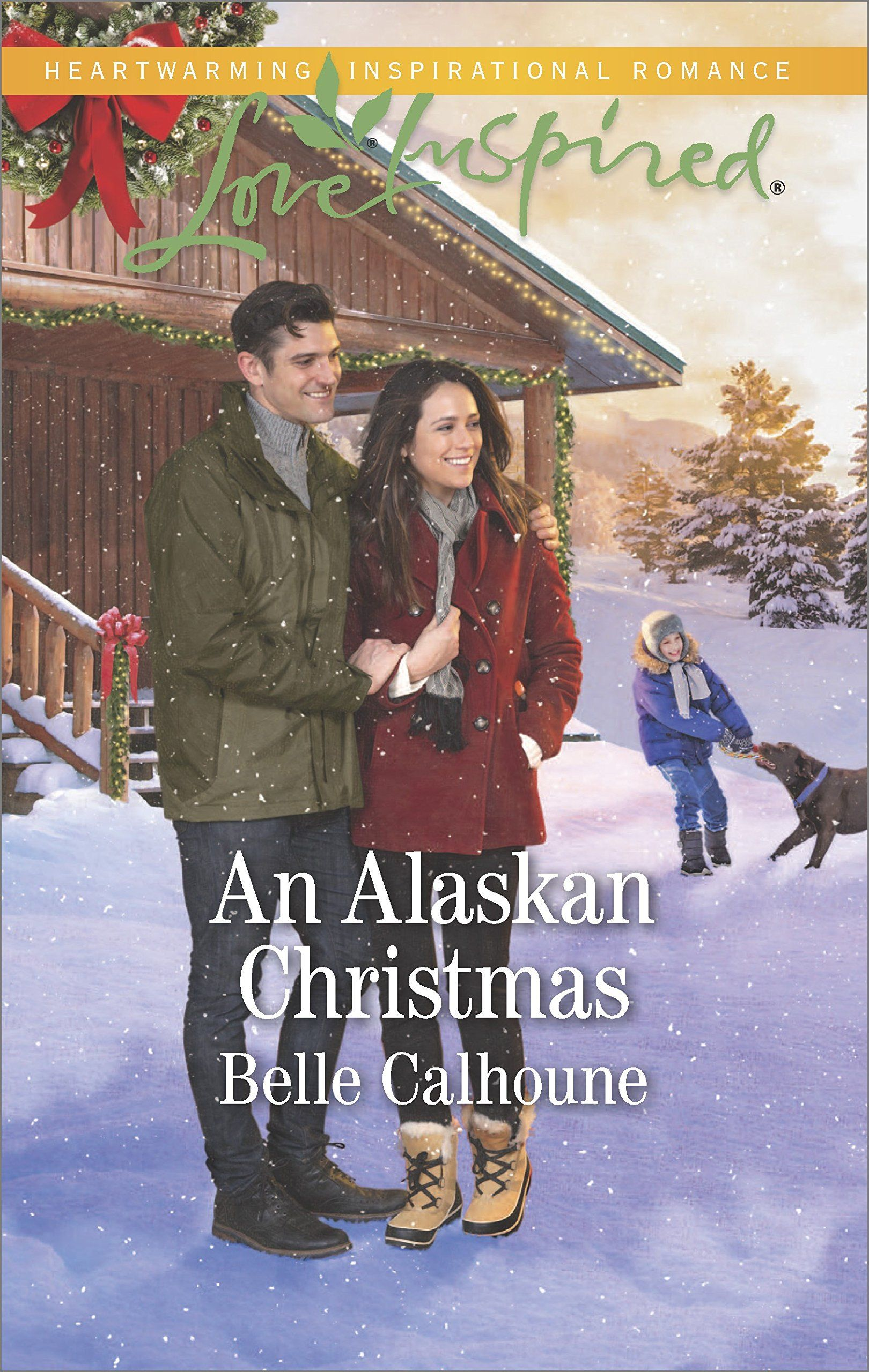 Belle Calhoune - An Alaskan Christmas / https://www.goodreads.com/book/show/34540381-a-baby-for-the-doctor?ac=1&from_search=true#