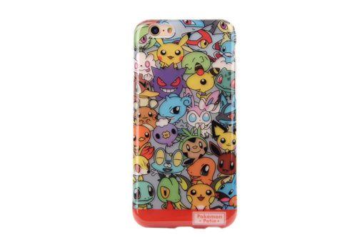 super popular afa6c 2c25b Details about New Cartoon Pokemon Pikachu Cute Soft Back Cover Phone ...