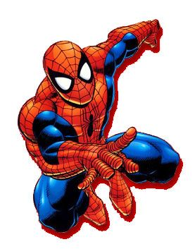 Spiderman Clip Art (free)