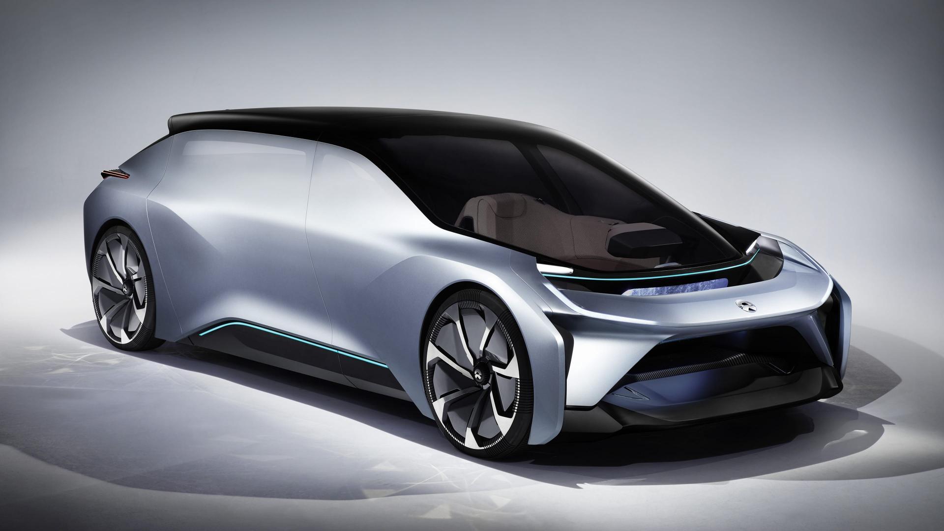 Nio Nio U S Electric Car In 2020 Electric Car Concept Future Concept Cars Car