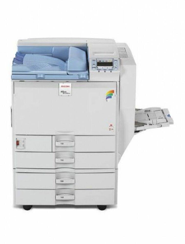 Details About Ricoh Aficio Sp C830dn Color Laser Printer Printer
