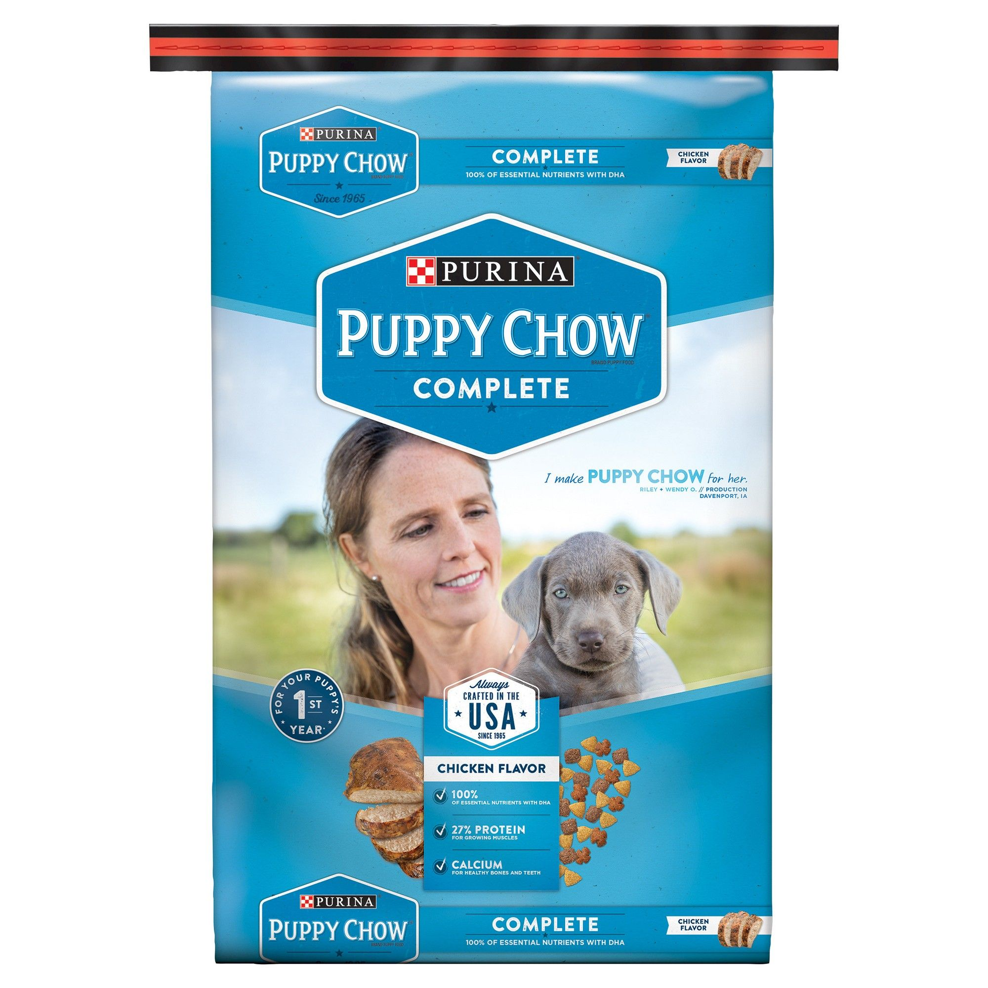 Purina Puppy Chow Complete Dry Dog Food 16 5lbs Purina Puppy