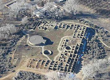 Aztec Heritage National Park System Aztec Ruins National