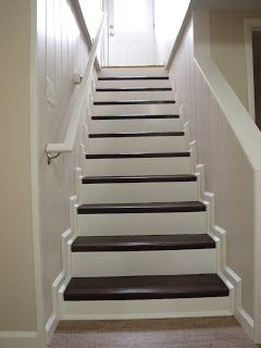 Best Staircase Remodel Before After Basement Stairs 400 x 300