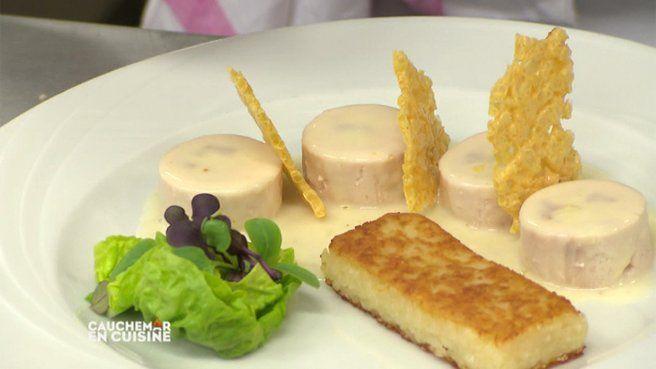 Poulet franc comtois du chef etchebest cuisine de chefs pinterest cauchemar en cuisine - Recette cauchemar en cuisine ...