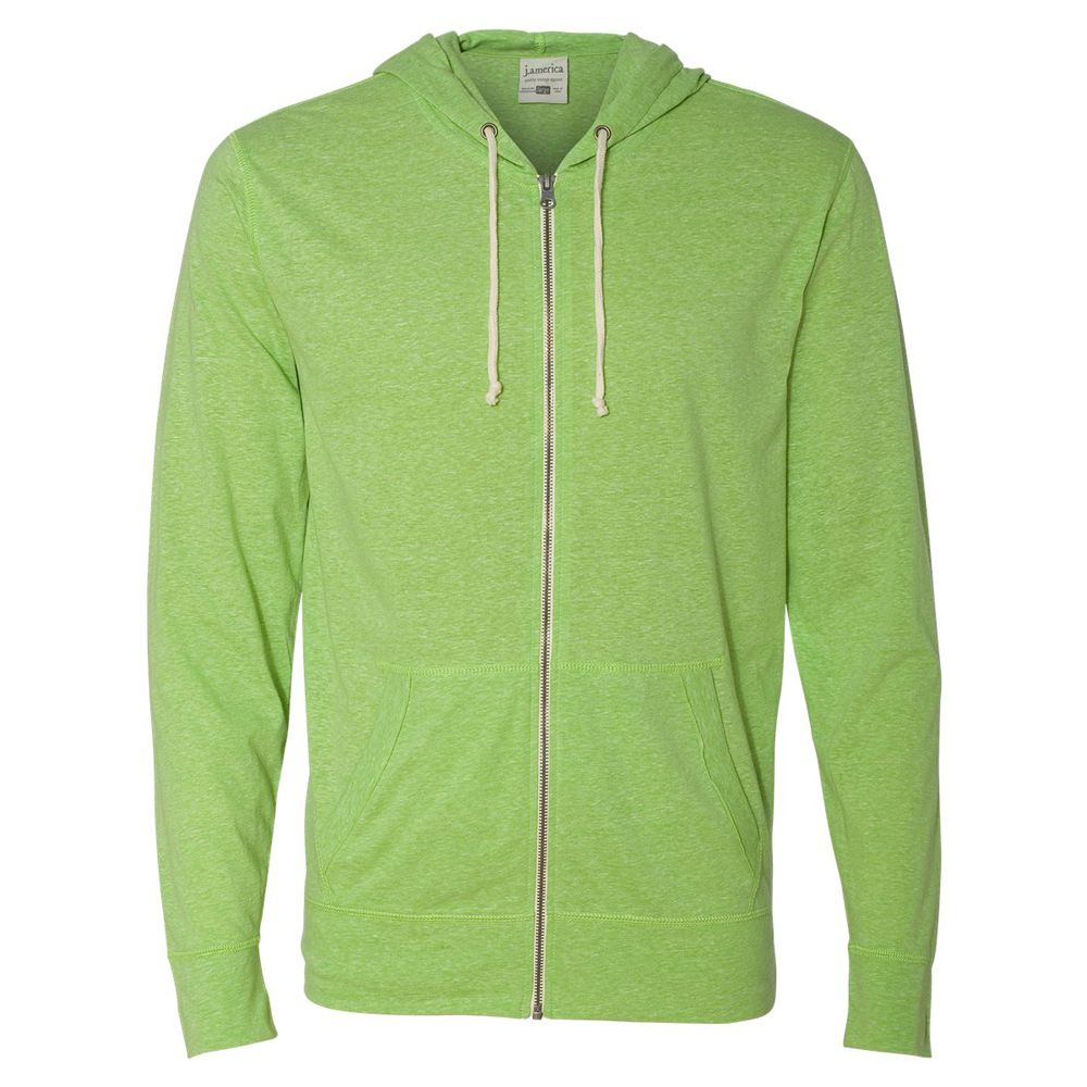 Men's Zippered Hoodie. Available in more colours.