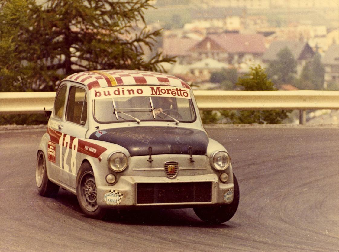 Fiat Abarth 850 Tc Auto Da Corsa Auto Auto Veloci