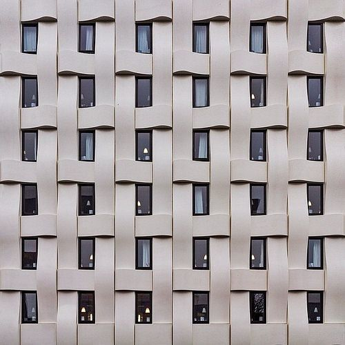 """""""Sense of Repetition"""" - photo by Paul Brouns, via Flickr      ...no location given..."""