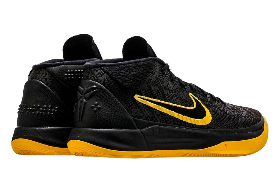 innovative design 8fbca 1a202 Nike Kobe AD + Lakers