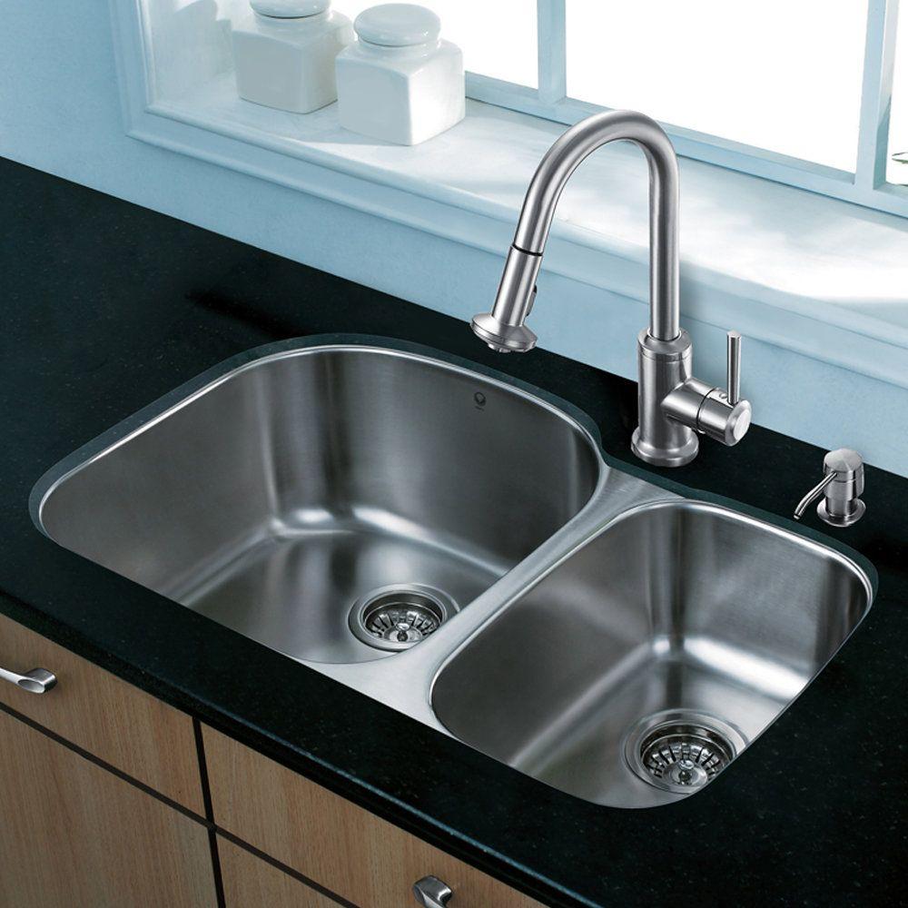 Pin On Kitchen Sink Ideas Undermount