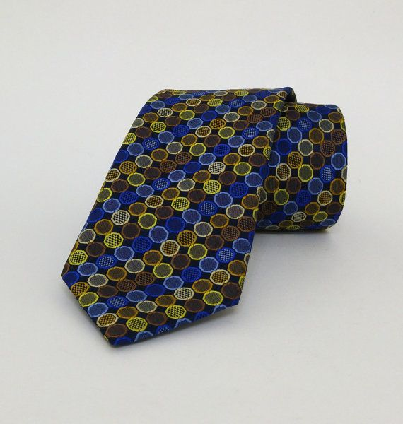 Colorful tie  Colorful necktie  Colorful cravat  DK562 by PeraTime #handmadeatamazon #nazodesign