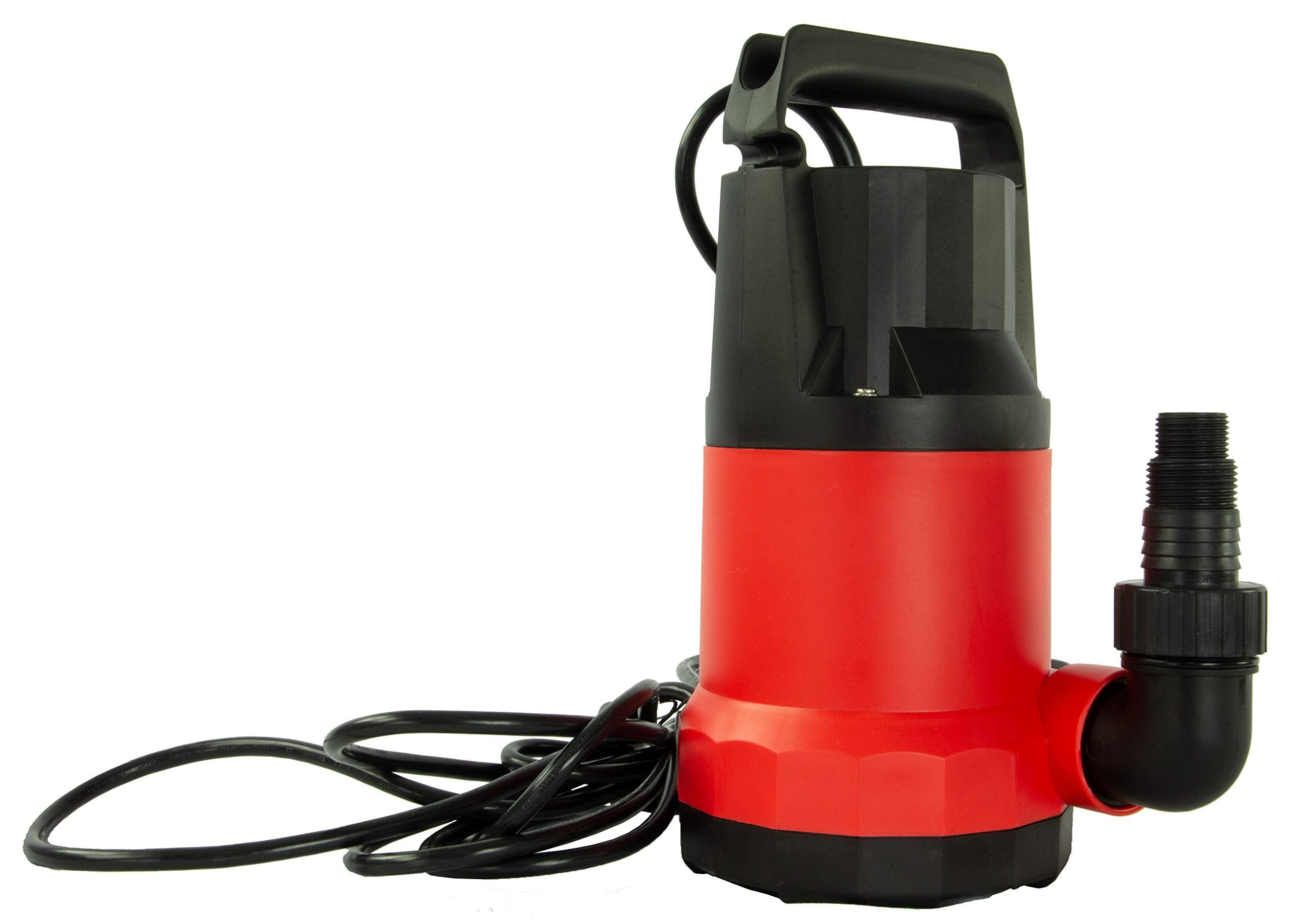 Rx Clear Niagara Rapid Submersible Cover Pool Pump 2500 Gph 1 3 Hp Portable Pump Easy To Use Retain The Life Of Your Pool Cover Pool Pump Submersible