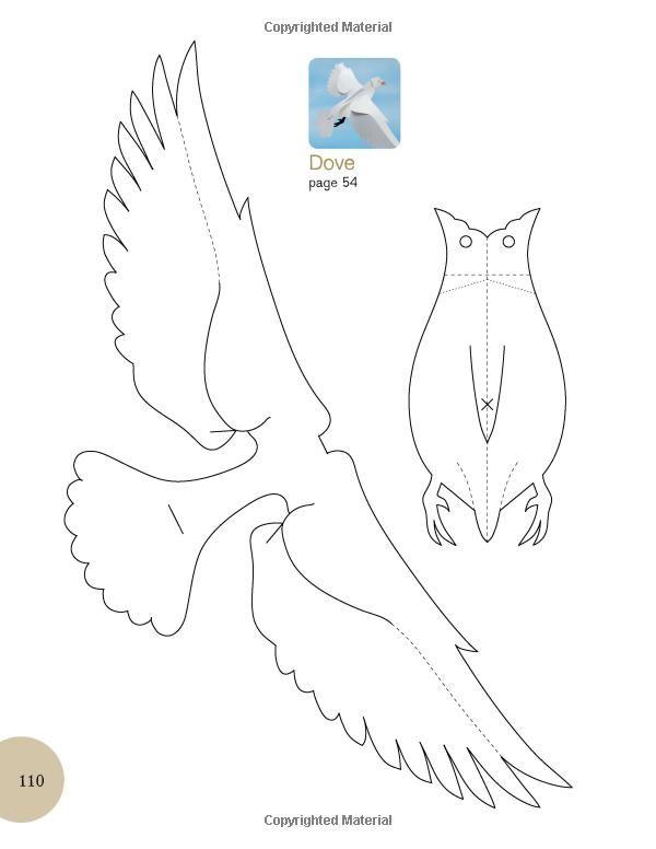 Paper Birds 25 Projects To Copy Cut And Fold Hiroshi Hayakawa 9781454708452 Amazon Books