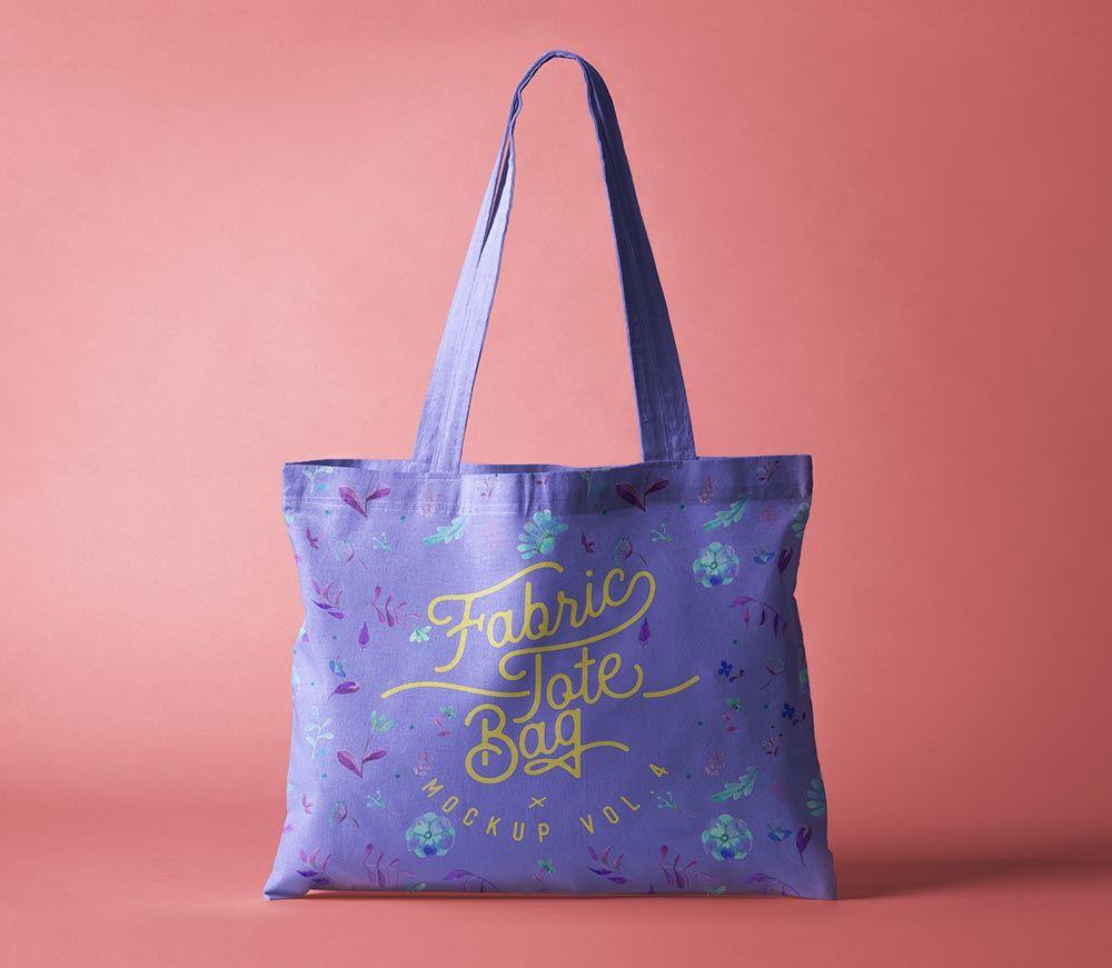 Download Free Fabric Tote Bag Mockup Mockuptree Fabric Tote Bags Bag Mockup Tote Bag