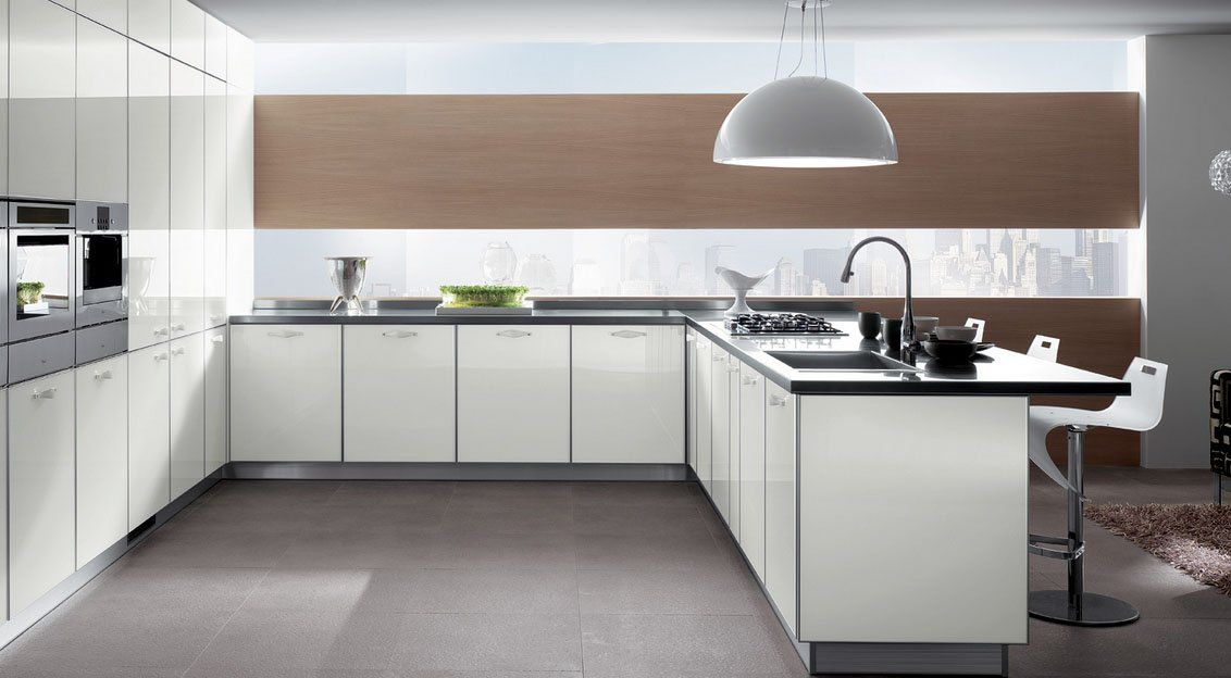 Pin de alberto enderica behr en casas modernas for Cocinas contemporaneas 2015